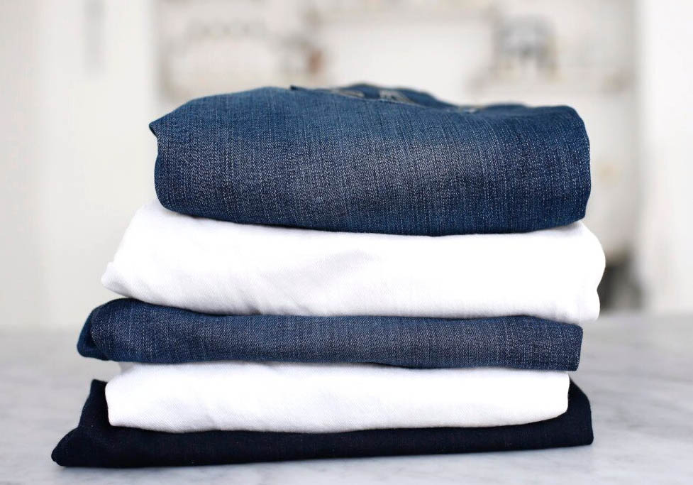 denim wash keeps jeans soft & preserves color