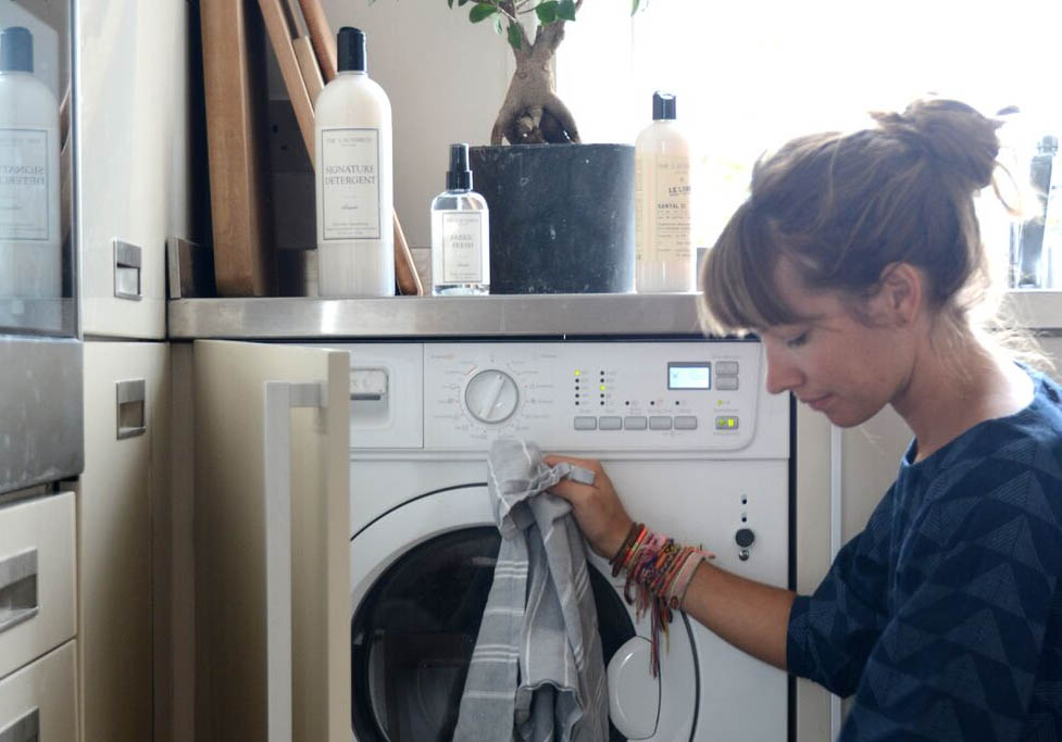 i am the laundress | courtney adamo