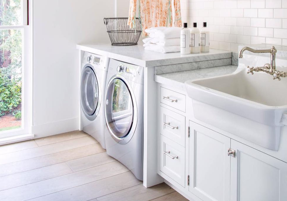 how to | clean your washer & dryer